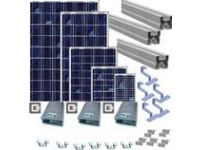 pachet fotovoltaic Curent continuu - pt 220 V - rezistenta electrica