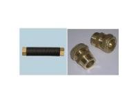 Racord flexibil izolat DN 16 intre panouri de 15 cm cu filet 3/4