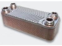 Schimbatoar de caldura in placi 44kW - Schimbator inox