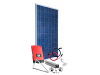 Sistem fotovoltaic on grid 1 kW - Made in Germany