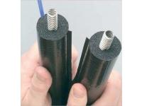 Teava inox flexibila DN 20,  m liniar tur/retur